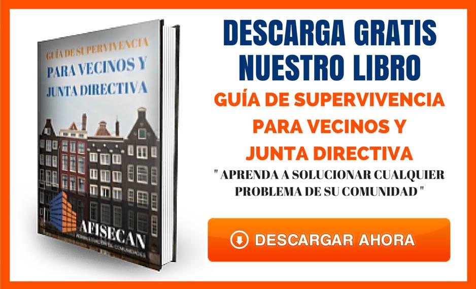 """Ebook """"Guia de supervivencia para vecinos y junta directiva"""""""